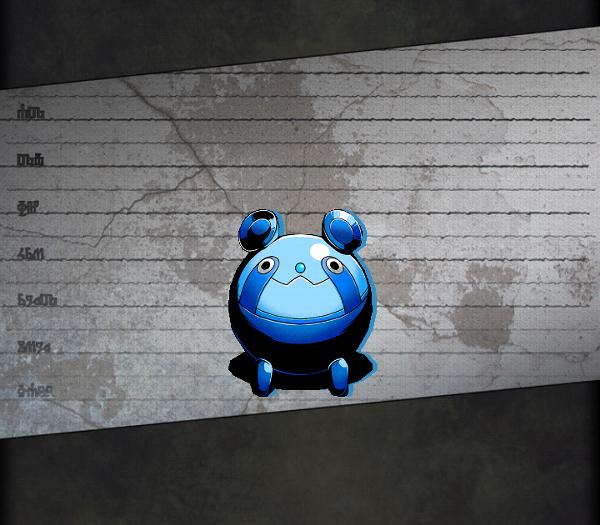 ID:245 ブルーうーぱ