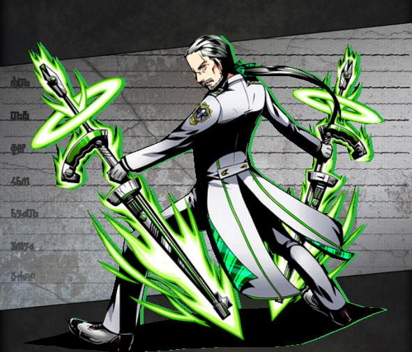 ID:276 聖銃士ガレス