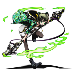 High-res Midori, Staff-Wielder of the Wind without bg