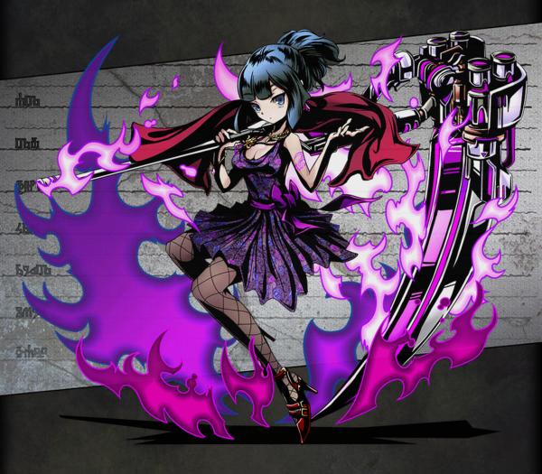 ID:020 常闇鎌士ユカリ