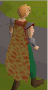Fire Cape Wielded