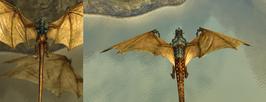 Divinity 2 Crystal Dragon Armor