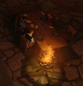 DOS Quest The Hunt in Hunter's Edge - Servants