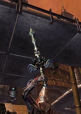 Engineer's Sword examined (D2 FoV quest item)