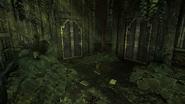 House of Secrets interior foliage room (D2 FoV location)