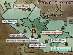 Aleroth - Map - Kaan