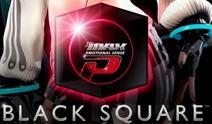 DJMAX Portable Black Square Icon