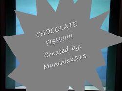 Chocolate Fish Title