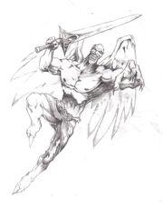 Dark Angel by Torvous