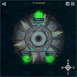 New D-Terminal