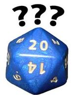 D20 confused