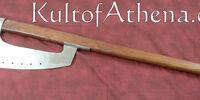 Execution axe