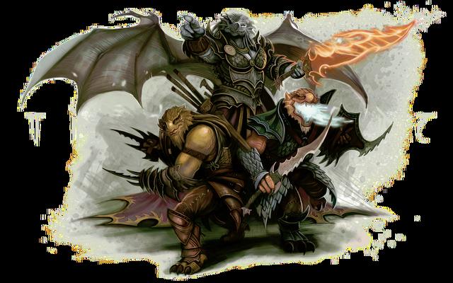File:Dragonborn Trio.png
