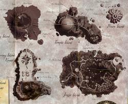 Riven map
