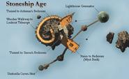 Stoneship map