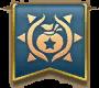 Golden Goose Guild Flag