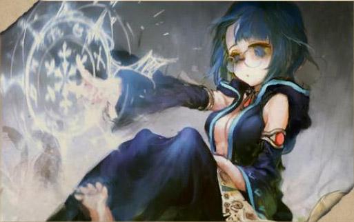 Sorceress Tara