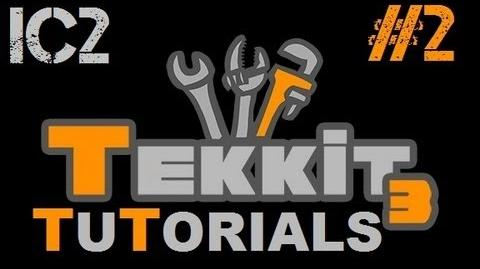 Tekkit Tutorials - IC2 2 - EU Storage, Transfer, and Conversion
