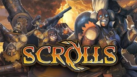 Scrolls Official Launch Trailer