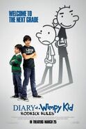 Diary of a Wimpy Kid: Rodrick Rules (film)