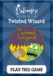 Twisted Wizard Poptropica