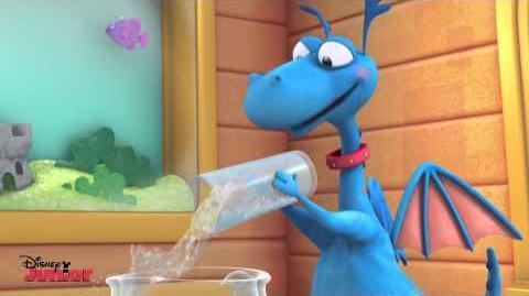 """""""L'il Egghead Feels The Heat"""" Song Doc McStuffins Disney Junior UK-0"""