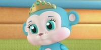 Bubble Monkey (toy)