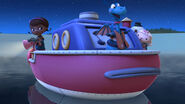 Doc and the gang on toots the tugboat