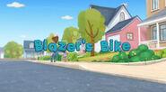 Blazer's Bike