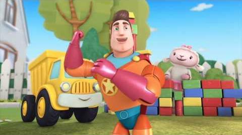 Doc McStuffins - Music Time I'm So Strong - Disney Junior Official