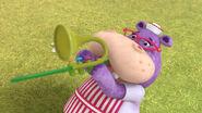 Hallie green trumpet