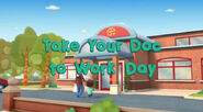 Take Your Doc To Work Day