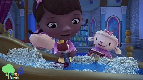 Doc McStuffins Toy Hospital Better Bedtime Steps - Song Music Video