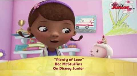 Doc McStuffins - Song Plenty of Love - Disney Junior Official