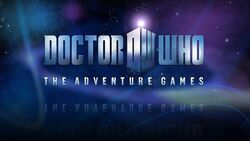 Logo Doctor Who - The Adventure Games