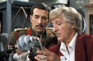 3th Doctor Brigadier Lethbridge