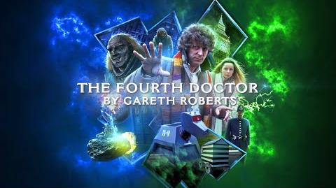 THE FOURTH DOCTOR BY GARETH ROBERTS