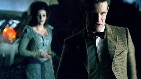 Talking to the TARDIS - Doctor Who - The Doctor's Wife - Series 6 - BBC