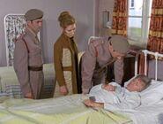 Régénération second doctor, Brigadier Lethbridge