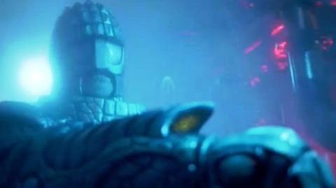 Ice Warrior Awakens - Cold War - Doctor Who - BBC
