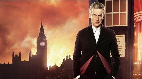 PETER CAPALDI on The Doctor's New Clothes DOCTOR WHO Exclusive - New Season SAT 8 7c BBC AMERICA