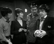 Colonel Lethbridge stewart Second Doctor