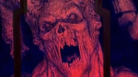 The face of the Beast - The Satan Pit