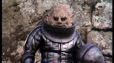 Sarah Jane meets a murdering Sontaran - The Sontaran Experiment - Doctor Who - BBC