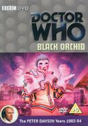 Black Orchid DVD Cover