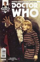 Third doctor issue 2a