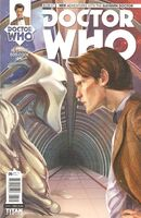 Eleventh doctor issue 5a