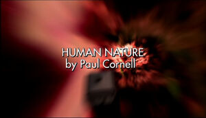 Human nature title