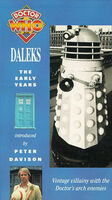 Daleks early years us vhs