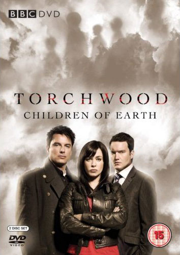 Torchwood children of earth uk dvd